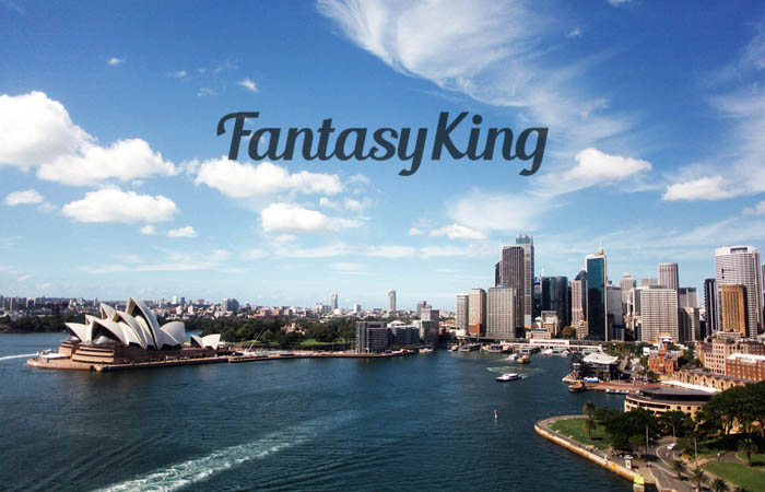 FantasyKing – сайт для ежедневных фэнтези-игры, недавно запущенный в Австралии. Его создатели приняли решение соединить в одном проекте два наиболее популярных развлечения в стране – азартные игры и фэнтези-спорт.