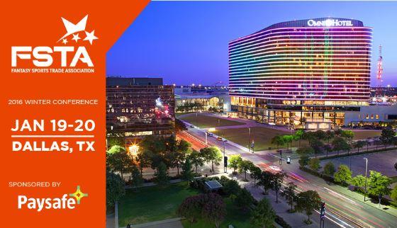 Конференция Fantasy Sports Trade Association (FSTA) начала свою работу 19 января в гостинице OMNI Dallas, в Далласе штат Техас.
