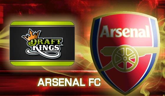 ФК «Арсенал» (Arsenal) официально заявил о подписании договора с известным оператором ежедневного фэнтези-спорта, компанией DraftKings (США).