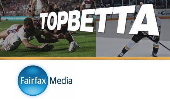 Австралийский оператор фэнтези-спорта TopBetta заключил контракт с медиакомпанией Fairfax.